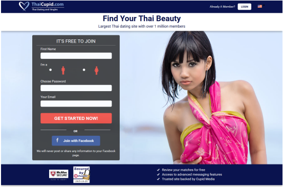 Online Dating in Thailand: Best Dating Apps and Useful Tips - BKK
