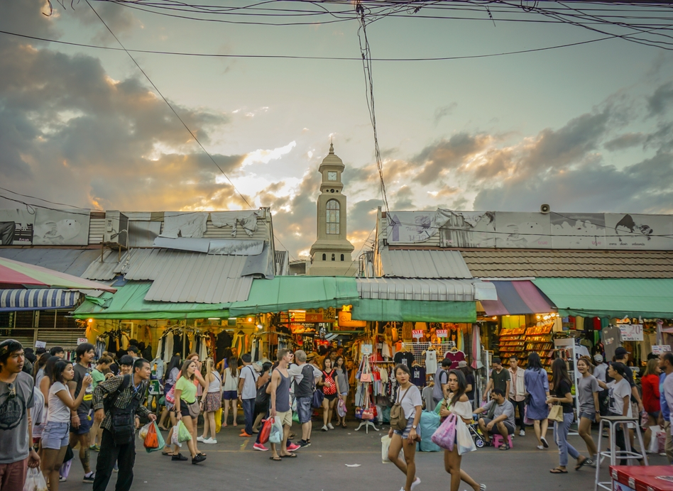 Chatuchak Weekend Market