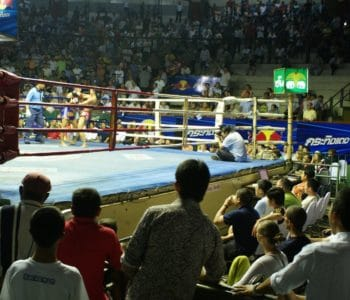 Muay Thai Stadiums in Bangkok