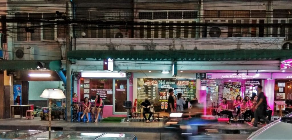 Special Massage on Soi 22