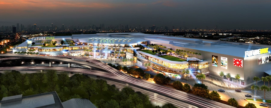 Future Park in Rangsit